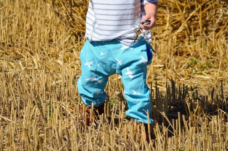 Probenähen Kinderhose Flitze & Piep - Bild 8 | textilsucht.de