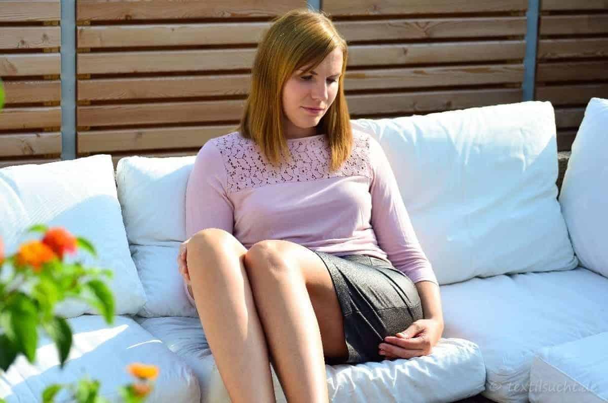 Mehr als nur ein Kleid: Rock Florenz mit Reißverschluss