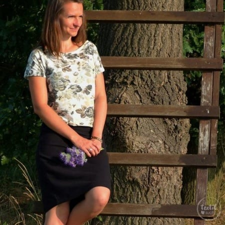Schnittmuster Kleid Florenz Größe 34-46 - inkl. Nähanleitung - Bild 10