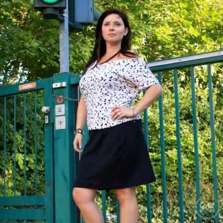 Schnittmuster Kleid Florenz Größe 34-46 - inkl. Nähanleitung - Bild 5