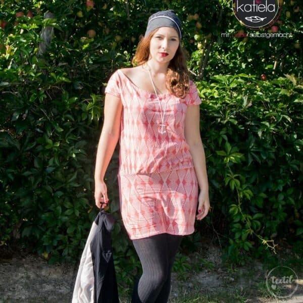 Schnittmuster Kleid Florenz Größe 34-46 - inkl. Nähanleitung - Bild 2