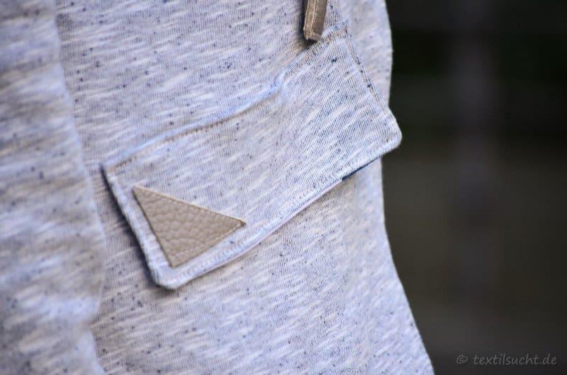 Meine neue La Jazida Blazer Sweatjacke - Bild 9   textilsucht.de