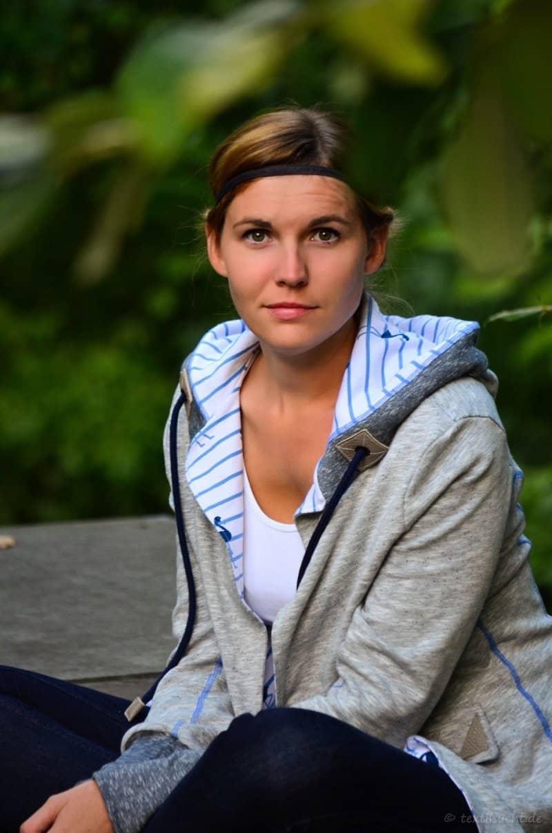 Meine neue La Jazida Blazer Sweatjacke - Bild 16   textilsucht.de