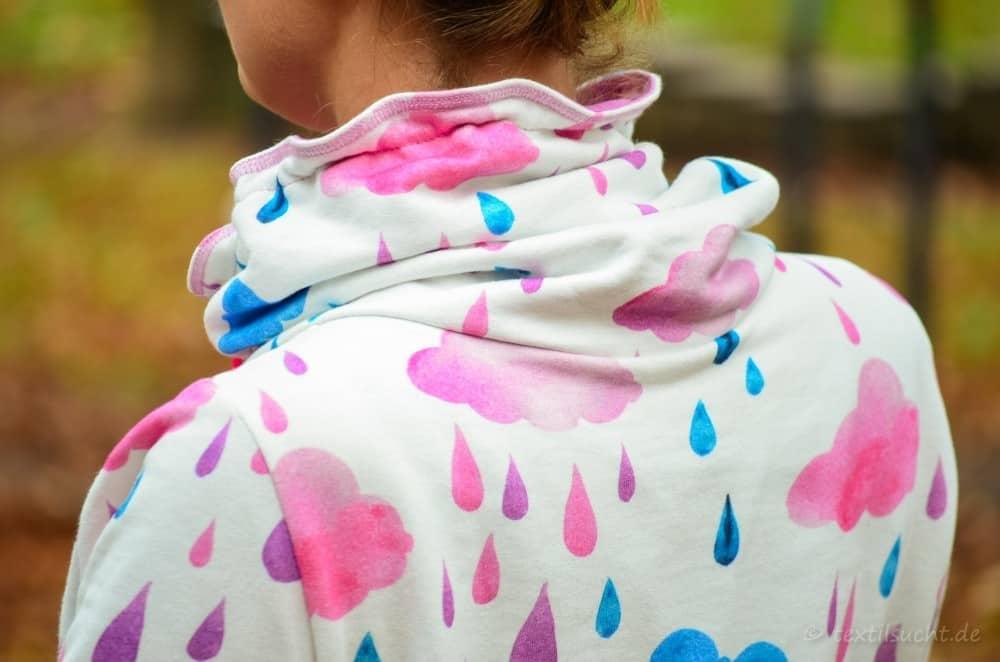 Mein neuer Herzkönigin Sweater in weiß und pink - Bild 15 | textilsucht.de