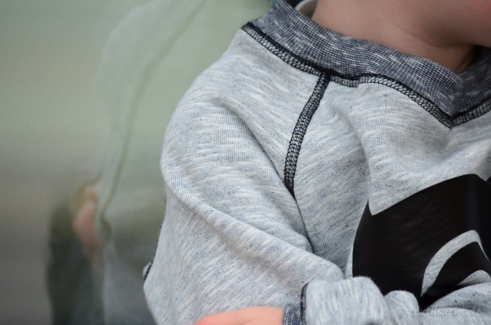 Kinderhose nähen: Steppo als Upcycling Jeans - Bild 5 | textilsucht.de