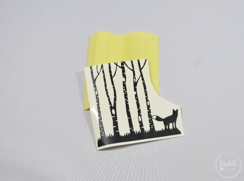 Einen beleuchteten Bilderrahmen basteln - Bild 2 | textilsucht.de