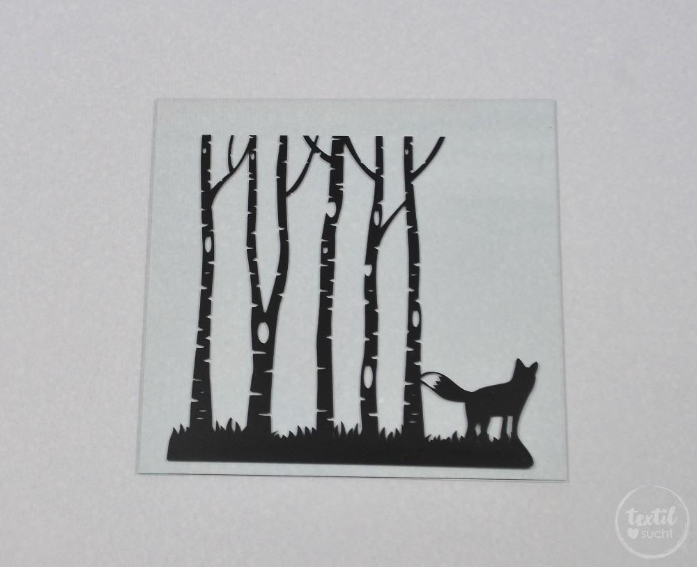 DIY - Einen beleuchteten Bilderrahmen basteln » Textilsucht®