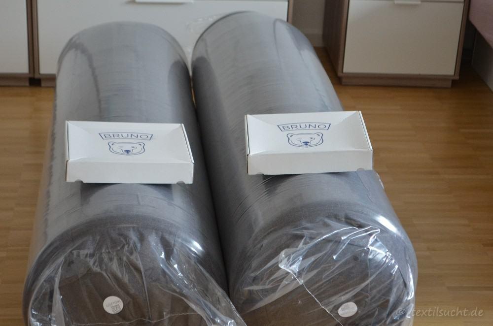 Eine neue Bettumrandung für unser XXL-Hausbett - Bild 5   textilsucht.de