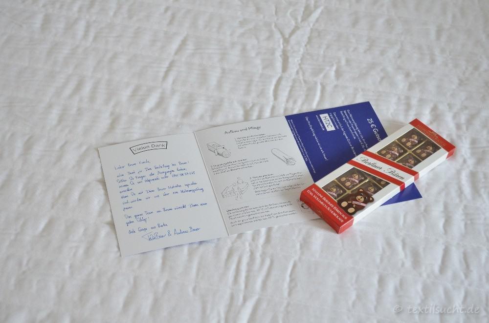 Eine neue Bettumrandung für unser XXL-Hausbett - Bild 6   textilsucht.de