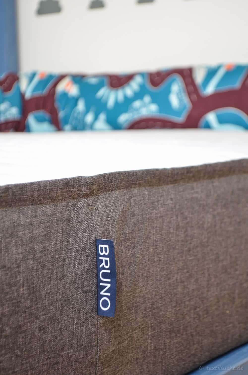 Eine neue Bettumrandung für unser XXL-Hausbett - Bild 4   textilsucht.de
