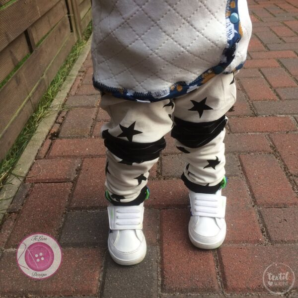 Schnittmuster Kinderhose Steppo - inkl. Nähanleitung - Bild 11