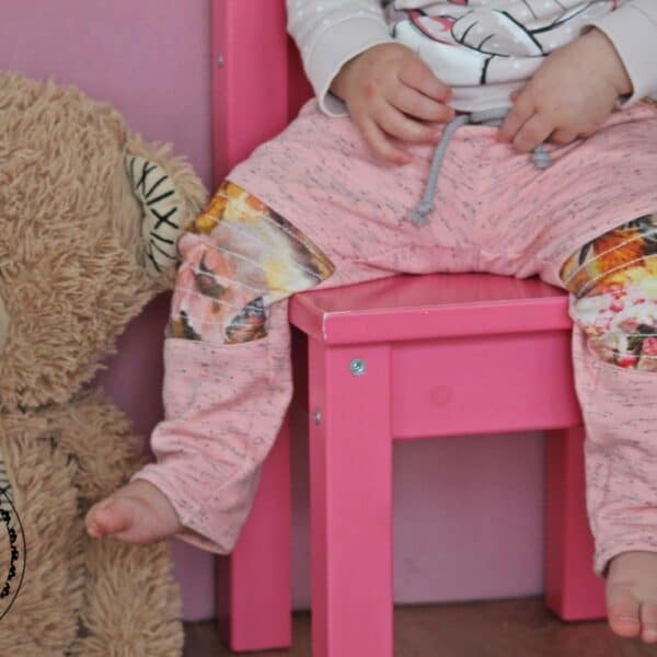 Schnittmuster Kinderhose Steppo - inkl. Nähanleitung - Bild 7