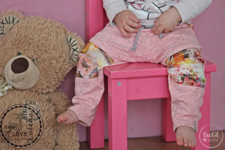Schnittmuster Hose Steppo für Kinder - inkl. Nähanleitung » Textilsucht®