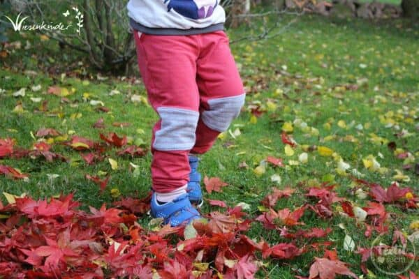 Schnittmuster Kinderhose Steppo - inkl. Nähanleitung - Bild 6