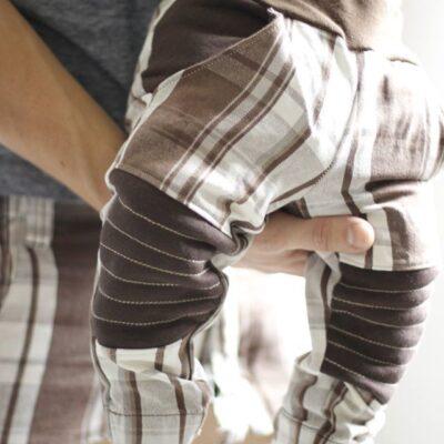 Schnittmuster Kinderhose Steppo - inkl. Nähanleitung - Bild 2