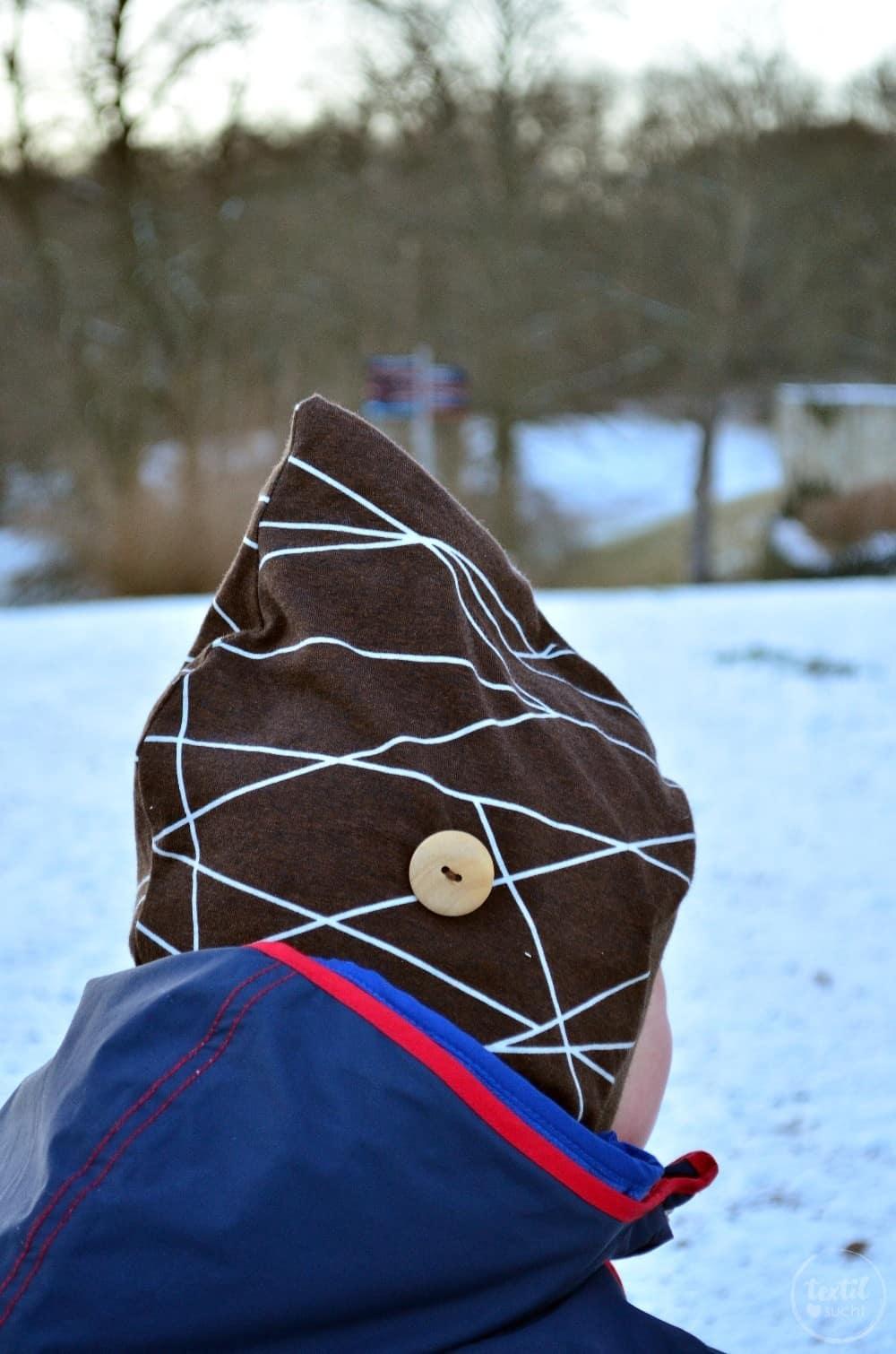Ein Ritterhelm zum selber nähen - Bild 4 | textilsucht.de