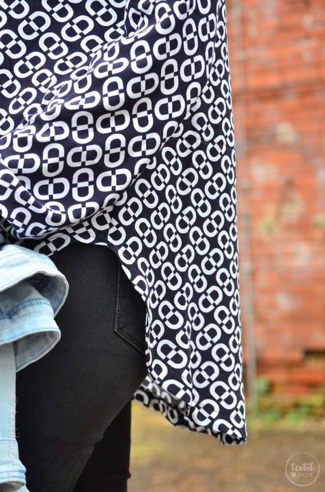 Eine Aurelie Bluse zum verlieben - Bild 7 | textilsucht.de