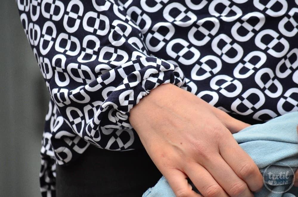 Eine Aurelie Bluse zum verlieben - Bild 9 | textilsucht.de