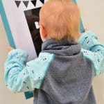 Max&Maxi – Raglansweater mit Kragen nähen