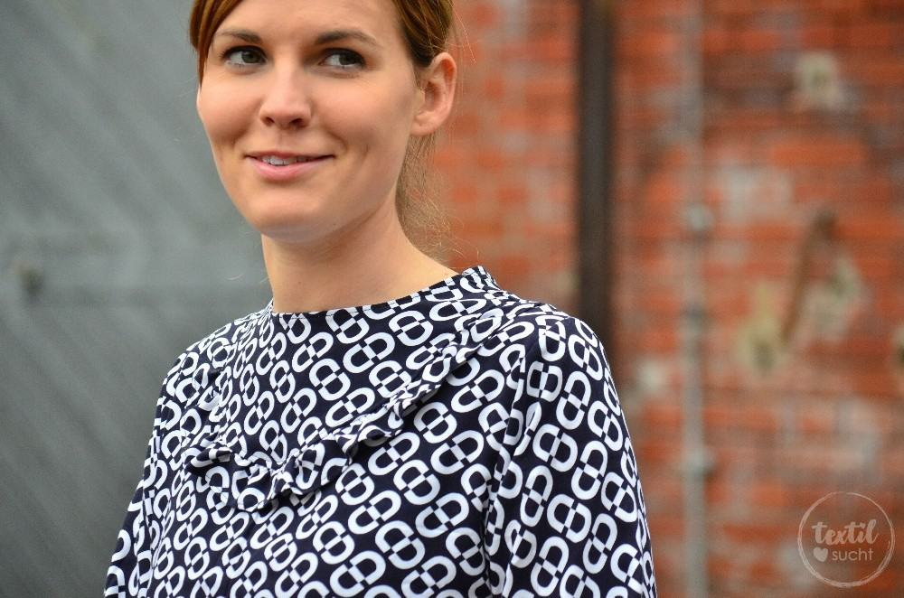 Eine Aurelie Bluse zum verlieben - Bild 10 | textilsucht.de