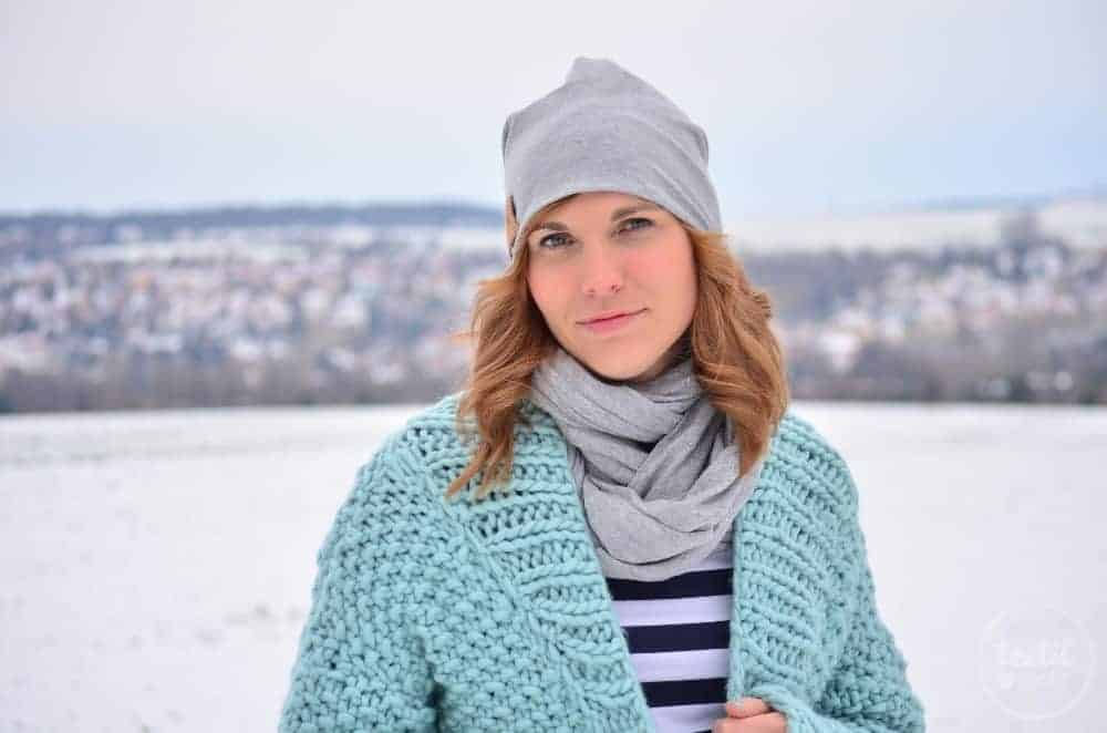 Strickset Zermatt Cardigan von WE ARE KNITTERS™
