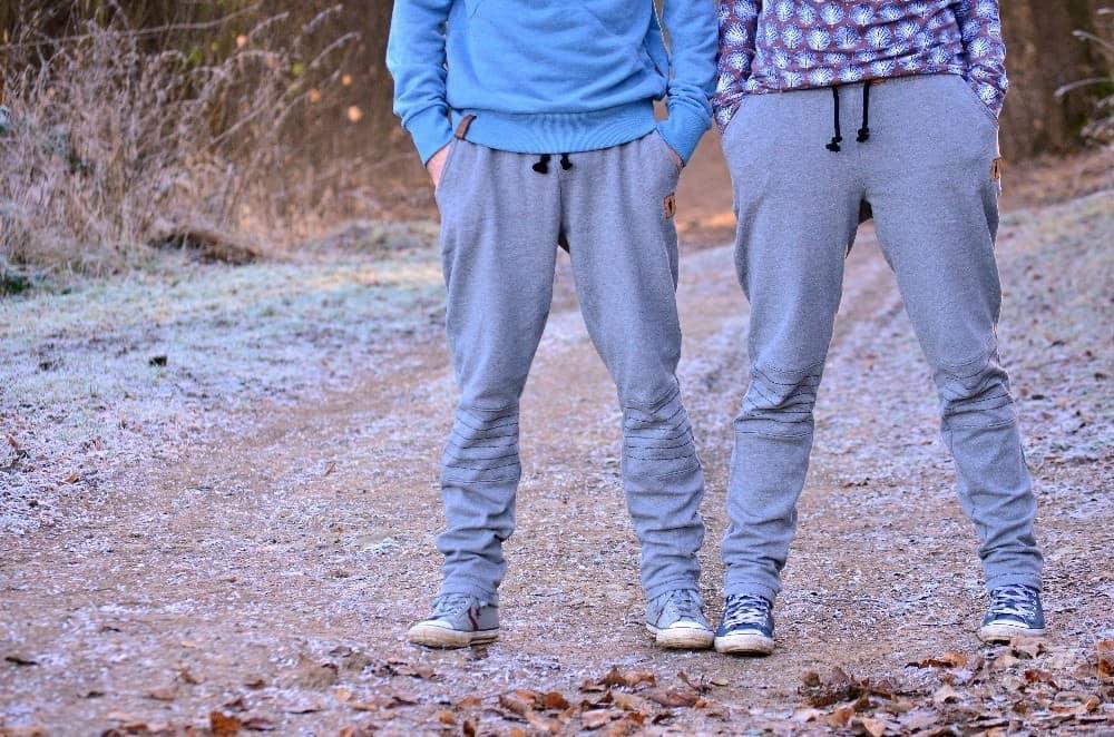 Schnittmuster Hose: Jogginghose nähen - Bild 5 | textilsucht.de