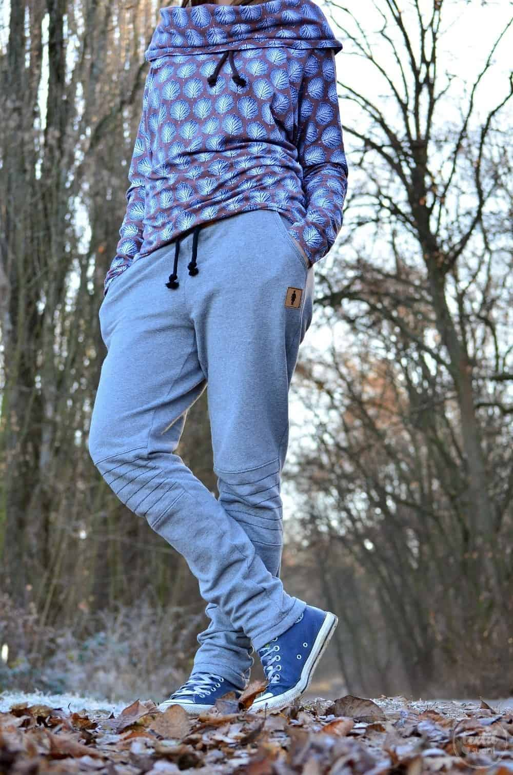 Schnittmuster Hose: Jogginghose nähen - Bild 6 | textilsucht.de