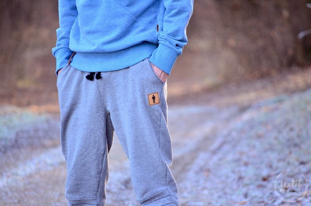 Schnittmuster Hose: Jogginghose nähen - Bild 4 | textilsucht.de