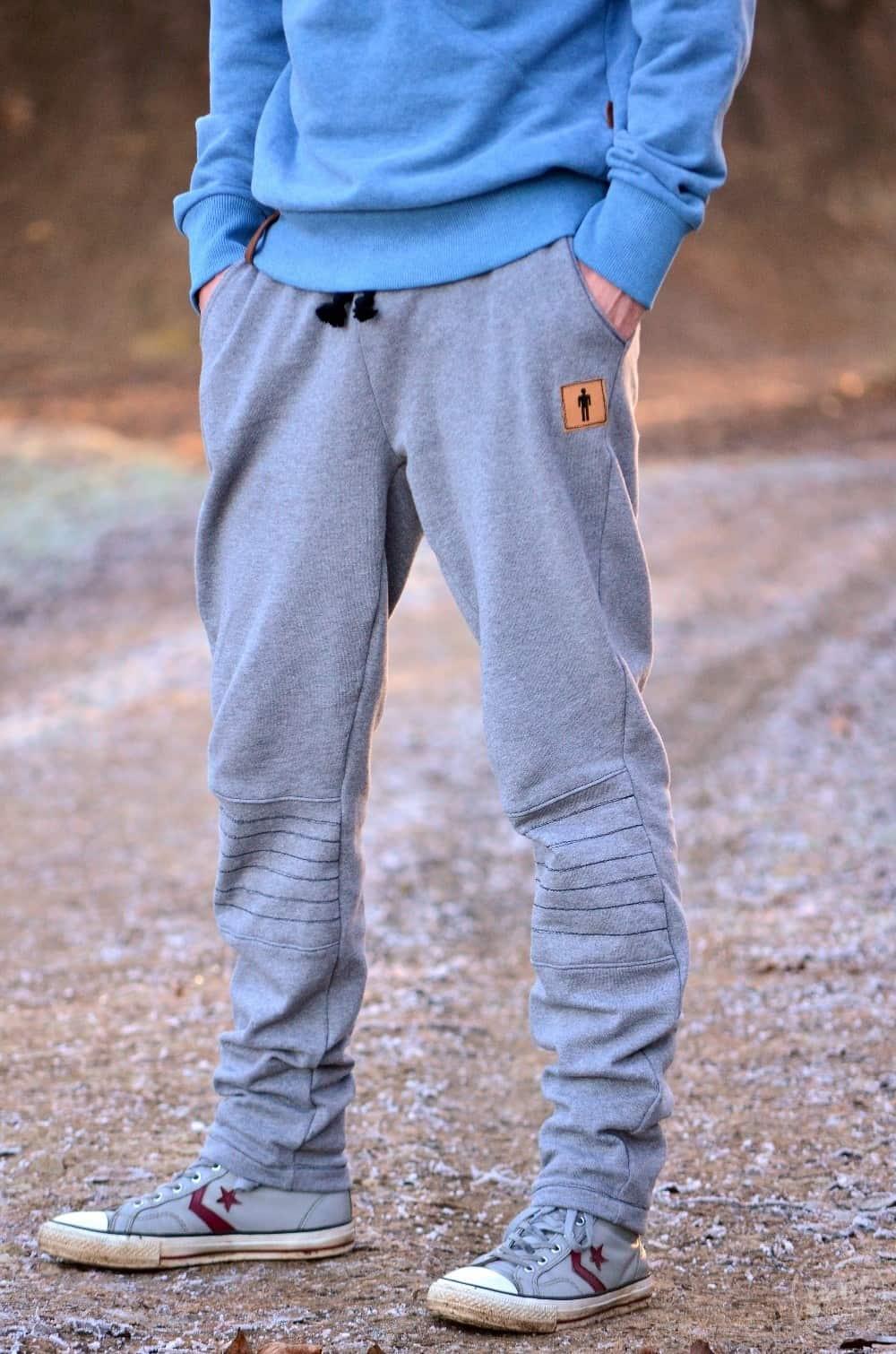Schnittmuster Hose: Jogginghose nähen - Bild 8 | textilsucht.de