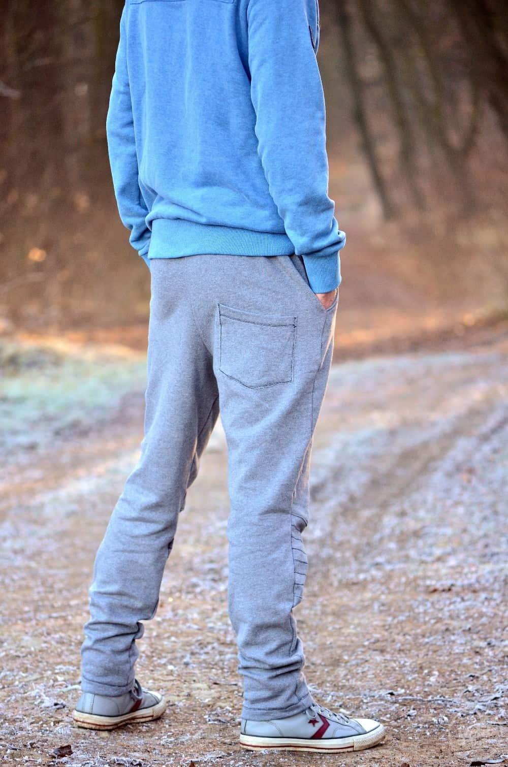 Schnittmuster Hose: Jogginghose nähen - Bild 10 | textilsucht.de