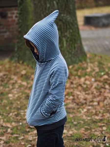 "Schnittmuster Raglansweater ""Max und Maxi"" - inkl. Nähanleitung - Bild 14"