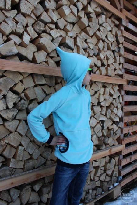 "Schnittmuster Raglansweater ""Max und Maxi"" - inkl. Nähanleitung - Bild 2"