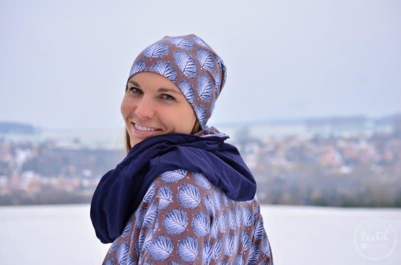 Mein neues selbstgenähtes Wintershirt: Lillestoff Winterblatt trifft auch Frau Madita - Bild 6 | textilsucht.de
