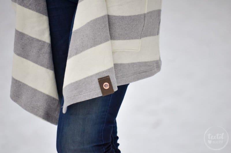 Frei&Verliebt Cardigan aus Vintagestrick von Staghorn - Bild 8 | textilsucht.de