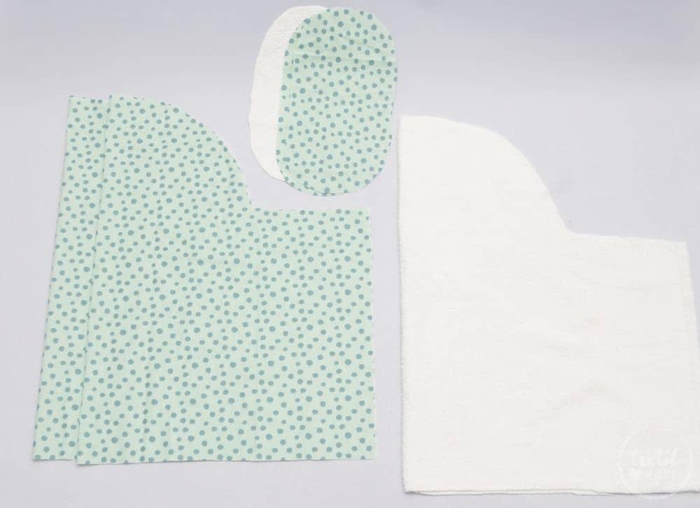 Tutorial: Fußsack für den Puppenwagen nähen » Textilsucht®