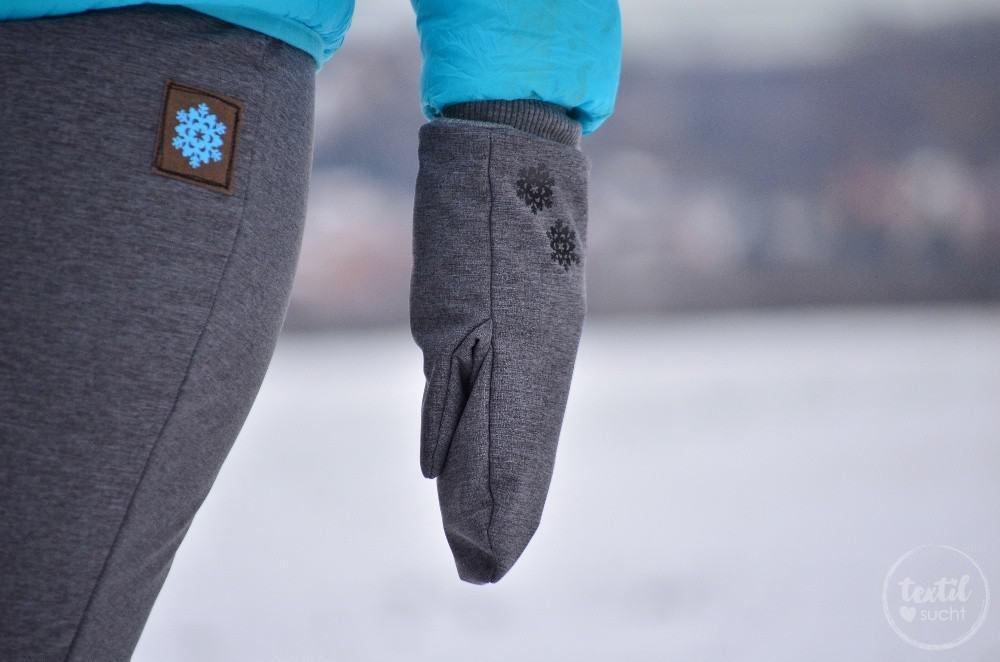 Freebook: Fäustling Handschuh für Kinder und Erwachsene » Textilsucht®