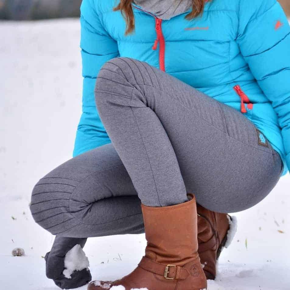 Schnittmuster Hose Steppo für Damen - inkl. Nähanleitung » Textilsucht®