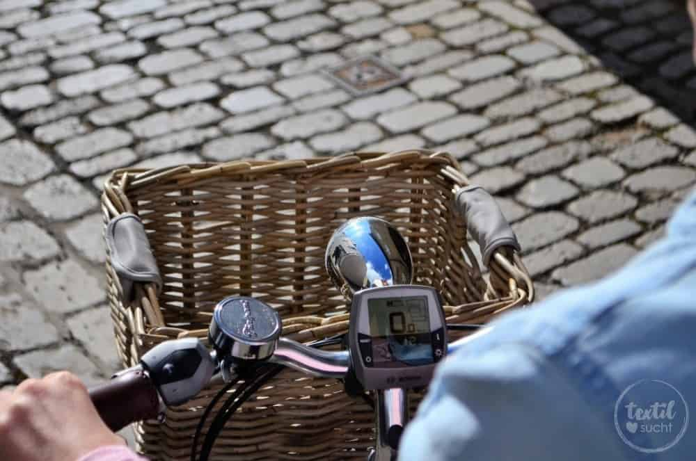 Mein neues E-Bike im Retro Look: Das Diamant Juna Deluxe+ - Bild 3 | textilsucht.de