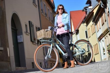 Mein neues E-Bike im Retro Look: Das Diamant Juna Deluxe+ | textilsucht.de
