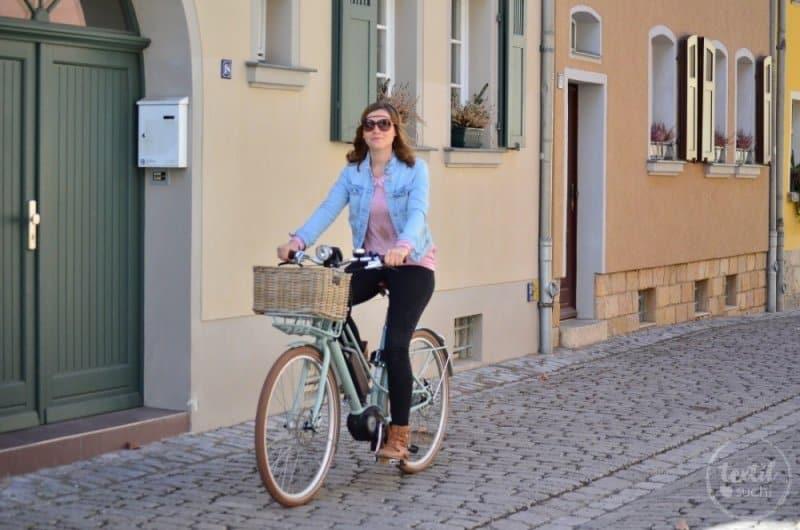 Mein neues E-Bike im Retro Look: Das Diamant Juna Deluxe+ - Bild 2 | textilsucht.de
