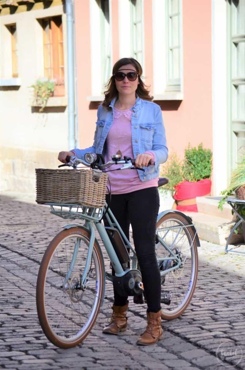 Mein neues E-Bike im Retro Look: Das Diamant Juna Deluxe+ - Bild 1 | textilsucht.de