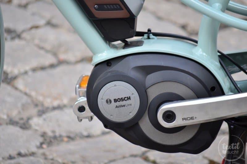 Mein neues E-Bike im Retro Look: Das Diamant Juna Deluxe+ - Bild 10 | textilsucht.de