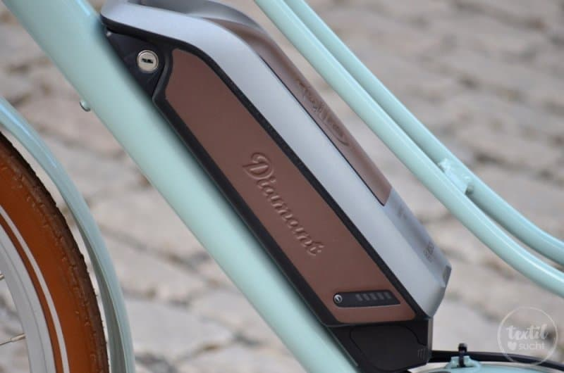 Mein neues E-Bike im Retro Look: Das Diamant Juna Deluxe+ - Bild 6 | textilsucht.de