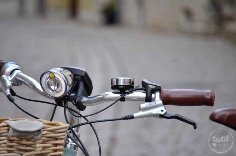 Mein neues E-Bike im Retro Look: Das Diamant Juna Deluxe+ - Bild 7 | textilsucht.de