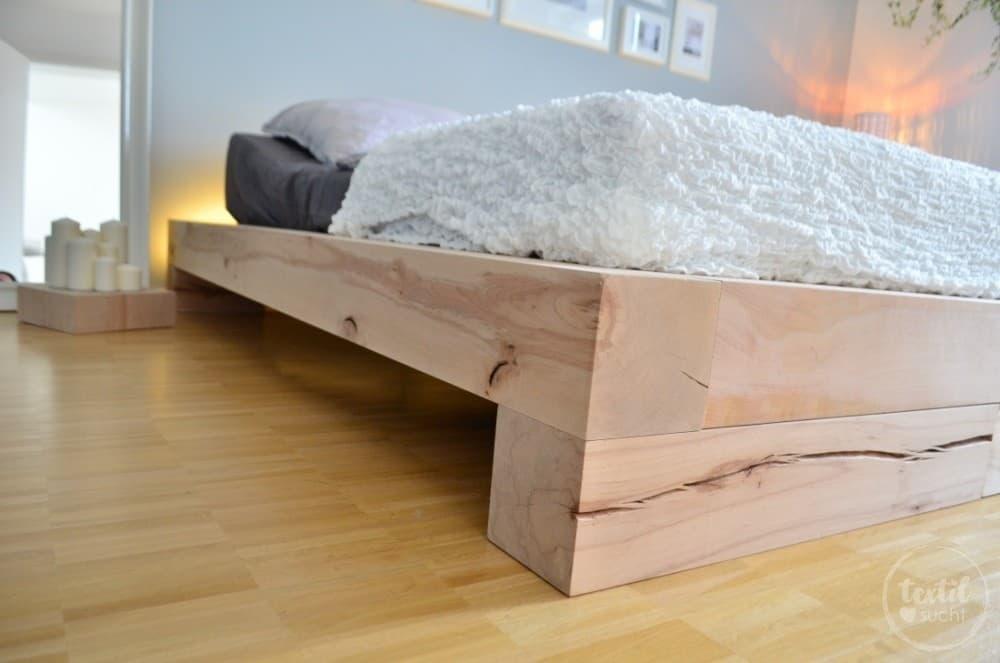 einmal neues schlafzimmer bitte unser xxl familienbett textilsucht. Black Bedroom Furniture Sets. Home Design Ideas