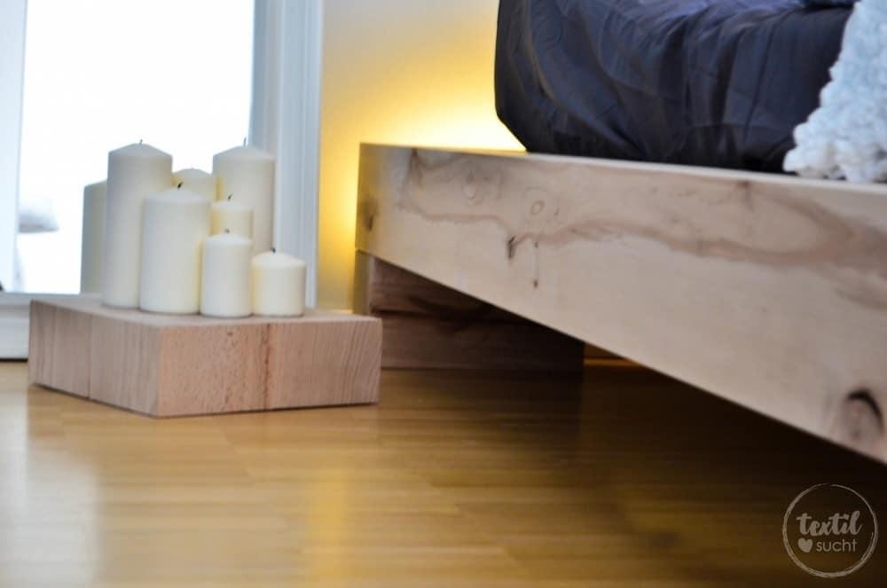Einmal neues Schlafzimmer bitte: Familienbett bauen - Bild 6 | textilsucht.de