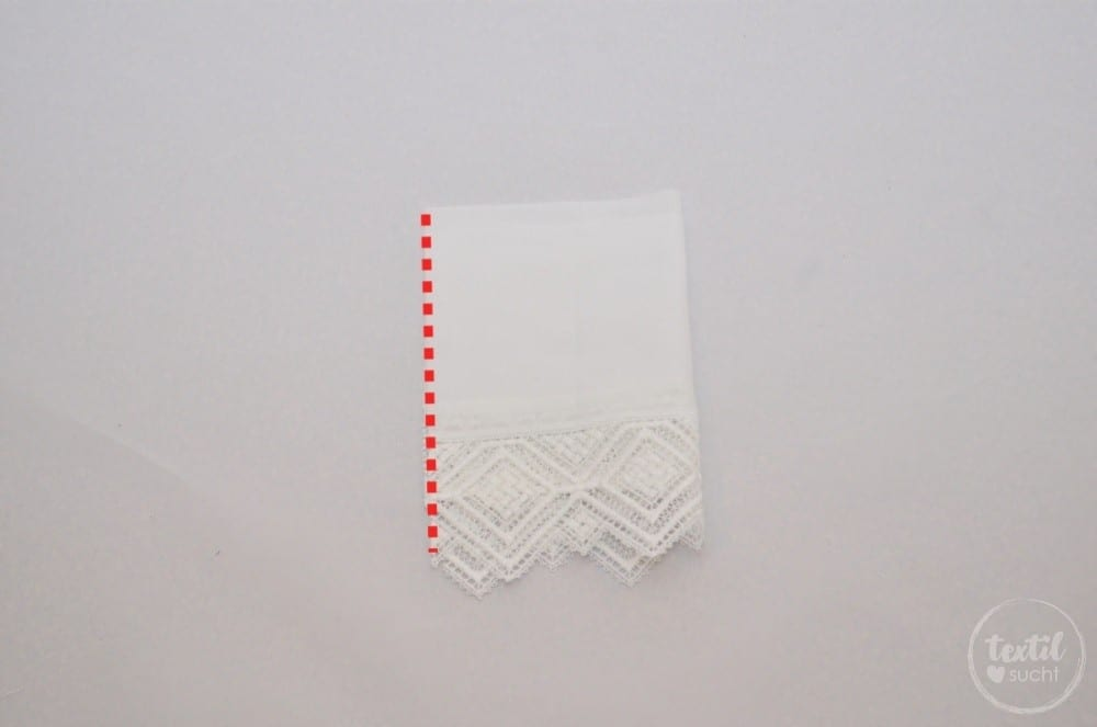 Tutorial: Jeansjacke Upcycling - Schritt 7 | textilsucht.de