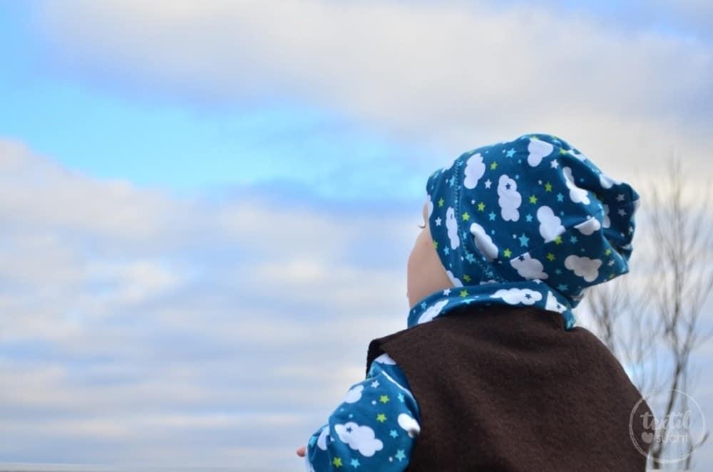 Schnittmuster Walkweste: Kuschlig eingepackt durch den Frühling - Bild 3 | textilsucht.de