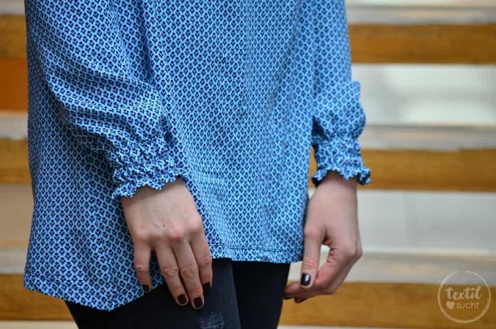 Mein nächster Schnitt ist online: Schnittmuster Bluse und Top Moana - Bild 3 | textilsucht.de