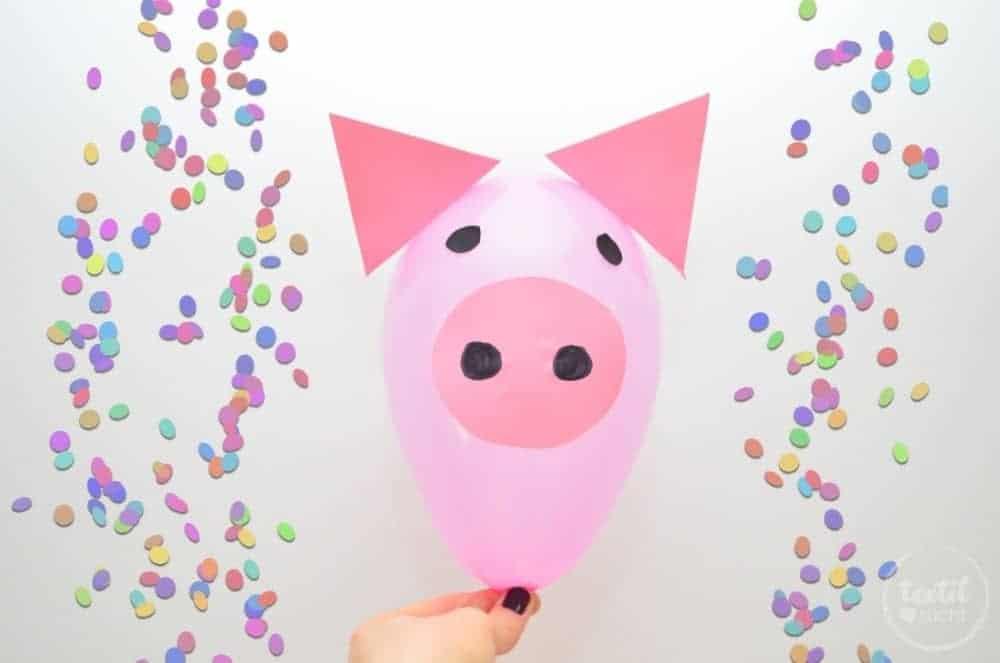 Anleitung: Ballontiere basteln aus normalen Luftballons | textilsucht.de